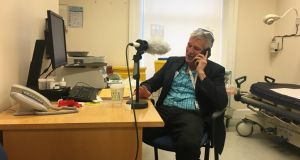 Dr Jack Lambert of the Mater hospital in Dublin speaking to the Confronting Coronavirus podcast