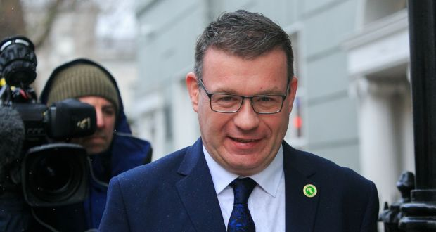 Labour Party leader Alan Kelly: 'It is up                         to other parties to take their responsibilities                         seriously and it is up to them to form a stable                         government.' File photograph: Gareth                         Chaney/Collins