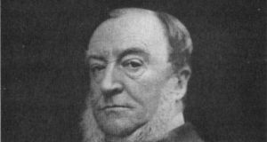 Sir William Gregory introduced the 'Gregory clause' to the Poor Law Bill that became law at the height of the Famine. Its effect was that starving families on holdings of a quarter-acre or more would not receive outdoor relief, or be admitted to a workhouse, unless they abandoned the tenancy.