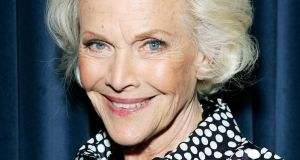 Honor Blackman: the James Bond and Avengers star in 2008. Photograph: Rosie Greenway/Getty