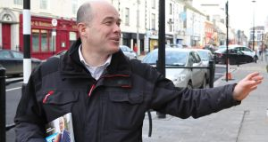 "Denis Naughten: the Regional Independent group is only interested in ""forming a government that can last five years"". Photograph: Joe O'Shaughnessy"
