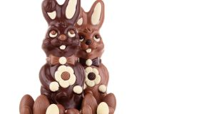 The Easter bunny is top dog in this part of the world but it's s a fox in Germany and a cuckoo in Switzerland.