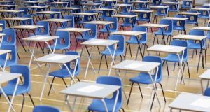 Third-level students will not have to sit traditional end of year exams, with alternative arrangements being put in place by colleges and universities.  File photograph: Getty Images