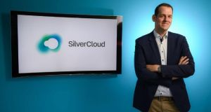 SilverCloud founder and chief executive Ken Cahill