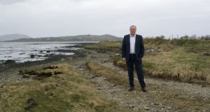 Damien McClean runs a company called SIA Flexitanks fro m his home in Malin, Co Donegal.