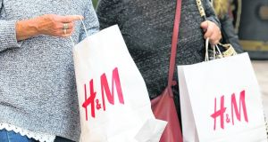 Swedish fast fashion group H&M is taking delivery of already produced goods without seeking changes to payment terms.