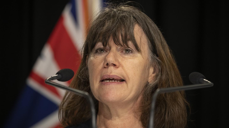Meet the Irish woman near the top of New Zealand's Covid-19 response