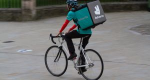 Delivery company Deliveroo is adapting to the new reality, signing deals with most of the major convenience store brands to offer a grocery delivery service to customers.