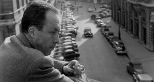 Albert Camus in Paris, 1957. Photograph: Loomis Dean/Time & Life Pictures/Getty