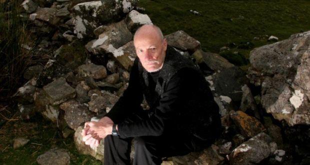 Tim Robinson near Roundstone, Connemara, in 2006. Photograph: Brian Farrell