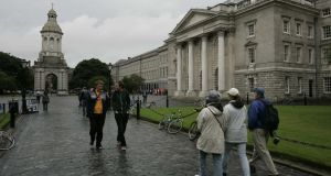 Trinity College Dublin currently hasaround  500 students from China studying on its courses