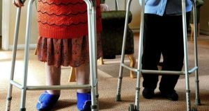 Nursing homes now account for a third of the clusters of infection across the country. File photograph: John Stillwell/PA Wire