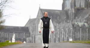 Dom Richard Purcell, Abbot of Mount Melleray Abbey in Co Waterford. Photograph: Patrick Browne/The Irish Times