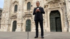 Andrea Bocelli mesmerises in performance from empty Milan cathedral