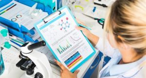 The presentation of scientific knowledge changes as it makes its way from researchers to the general public via the media. Photograph: iStock