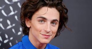 Timothée Chalamet: Dune is a blockbuster that won't get delayed. Right? Photograph: Lisa Maree Williams/Getty