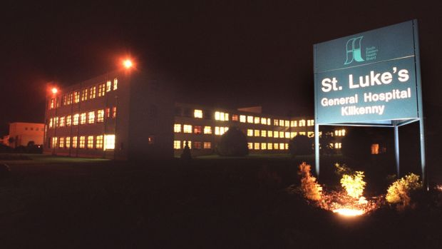 A woman in her 50s and a man in his 40s both fell ill while working at St Luke's General Hospital.