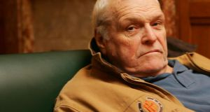 Brian Dennehy in Dublin while he appeared in The Field, in 2011. Photograph: Bryan O'Brien