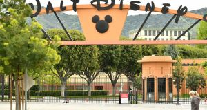 Walt Disney will stop paying more than 100,000 employees this week as the company tries to weather the coronavirus lockdown. Photograh: Amy Sussman/Getty Images