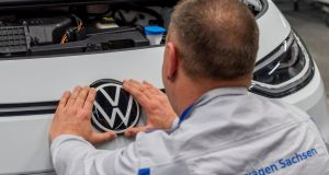 German car owners can claim thousands of euros in upfront payments. Photograph: Matthias Rietschel/Reuters