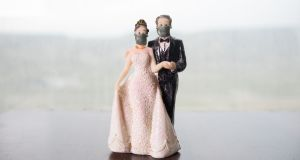 Many thousands of Irish couples have seen their 2020 wedding plans thrown into disarray as a result of the coronavirus pandemic. Photograph: iStock