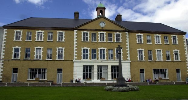 St Mary's Hospital in Phoenix Park, which                   provides residential care to 198 older people. File                   image: Eric Luke/The Irish Times