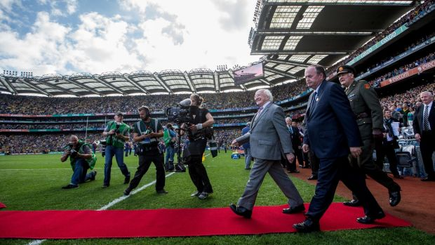 Liam O'Neill: 'We can deal with the 2020 championships any way we choose – play them in 2021 or whatever.' Photograph: James Crombie/Inpho