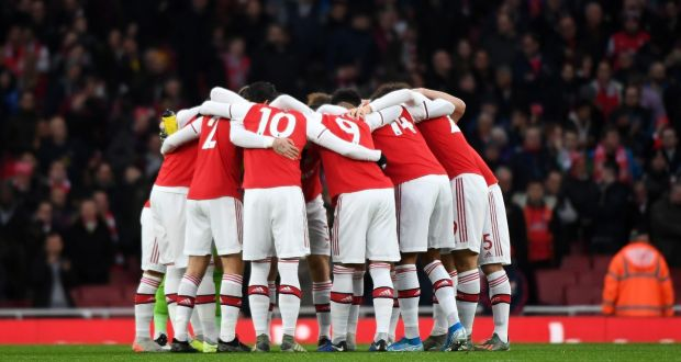 Coronavirus Most But Not All Of Arsenal Squad Take Pay Cut