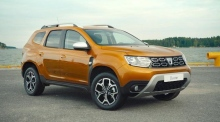 Our Test Drive: the Dacia Duster