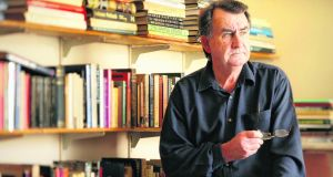 Australian author Gerald Murnane in 2005. Photograph: Eddie Jim/Fairfax Media via Getty