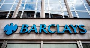 Barclays said in 2018  it expected Barclays Bank Ireland to ultimately hold €255bn of assets as the unit is used as a hub to maintain access to clients across the EU after Brexit.  Photograph: Getty Images
