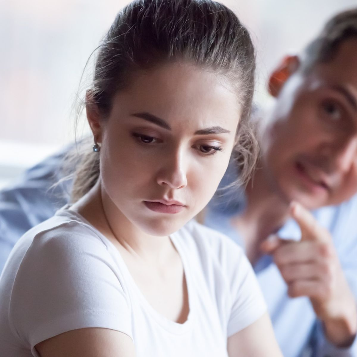 My Girlfriend Has A Low Libido And I Get Angry When Rejected