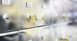 According to Seamus Fahy,  co-founder of Merrion Vaults, most security experts agree that home safes do not cut the risk of theft. Photograph: iStock