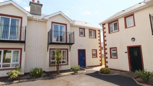 Agent DNG Reid & Coppinger is seeking €180,000 for this three-bed holiday home at Seacliff in Dunmore East.