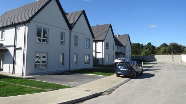 New homes at the Árd Álainn scheme in Gracedieu, Co Waterford, are priced from €240,000