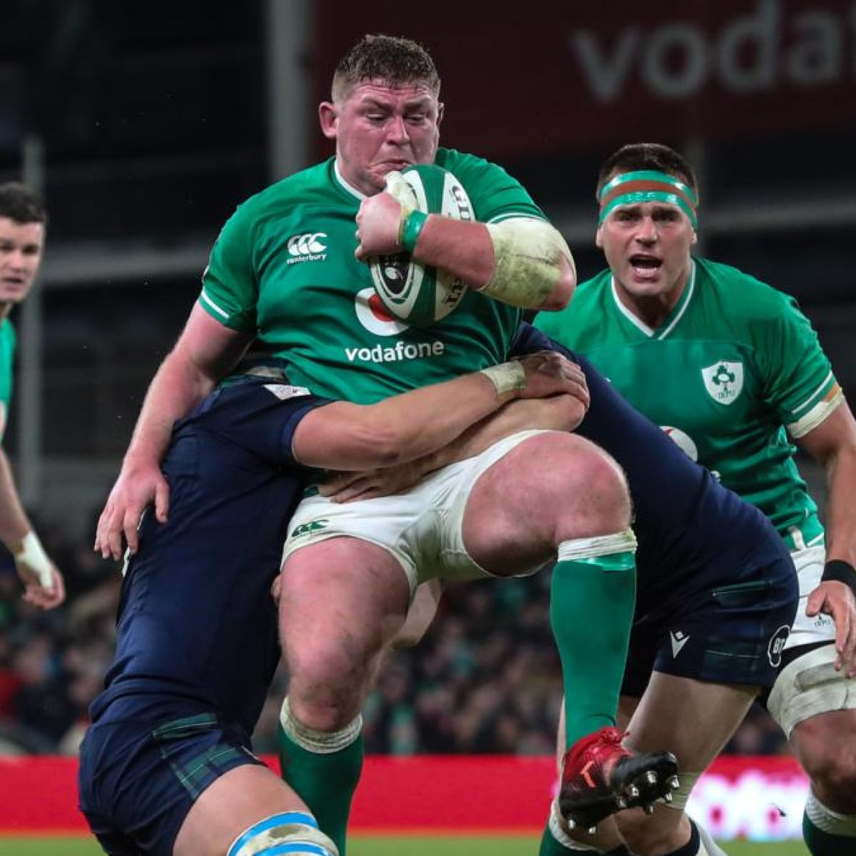 Tadhg Furlong Hy Out Back On The