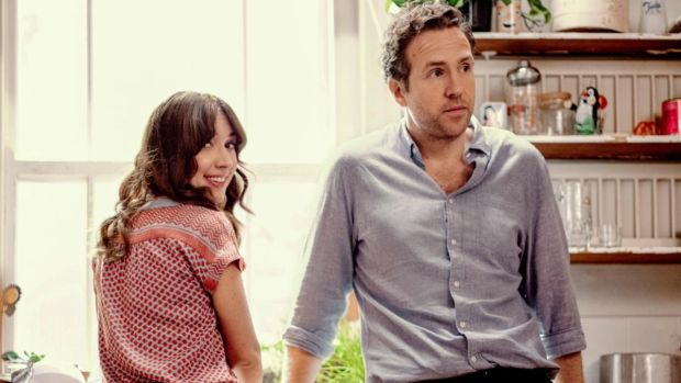 Esther Smith and Rafe Spall in Trying