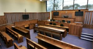A drug addict who used a large pair of scissors to threaten staff during raids on three Dublin city centre shops has been jailed  at Dublin Circuit Criminal Court. File photograph: Matt Kavanagh/The Irish Times.
