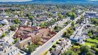 Aerial view of Rathgar Road, Dublin 6, shows the portfolio's two locations