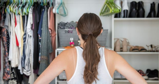 A  closet detox can seem like a daunting project that most people like to long finger. Where is the best place to start?  .