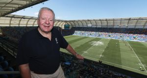 World Rugby chairman Bill Beaumont is seeking a second term, going against challenger  Agustín Pichot. Photograph: Jason O'Brien/Getty Images