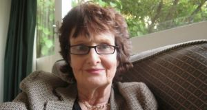 Poet Eavan Boland, who died on Monday at the age of 75