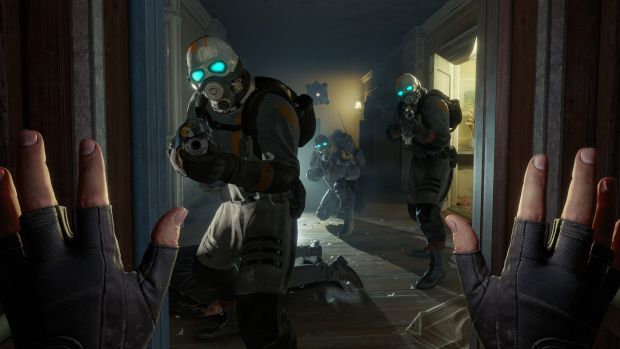 With VR, you can play the exceptional new chapter of the Half Life videogame franchise.