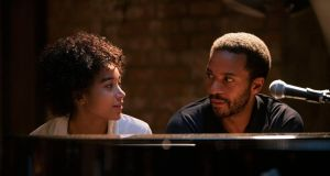 Amandla Stenberg and André Holland in new Netflix series The Eddy, streaming from Friday