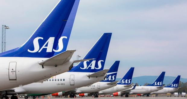 Scandinavian Airline S Irish Subsidiary To Lay Off 80 Crew In Spain
