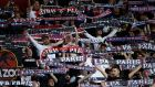 Paris Saint-Germain will not be able to play their Champions League games in France under new  government restrictions. Photograph:  Yoan Valat/EPA
