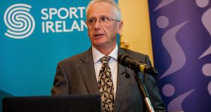 Sport Ireland chief executive John Treacy. 'We don't think we have a huge doping culture in Ireland, but we always have to be vigilant, and we will continue to be vigilant.' Photograph: Ryan Byrne/Inpho