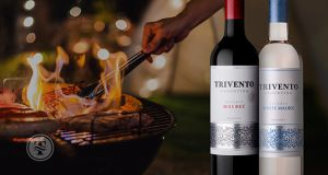 Win a Big Green Egg BBQ with Trivento winery this Summer
