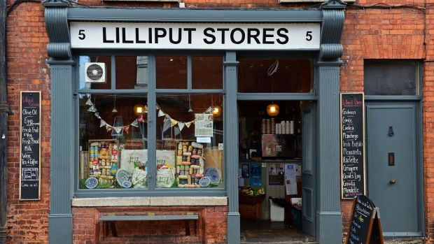 Lilliput Stores in Dublin. File photograph: Eric Luke/The Irish Times