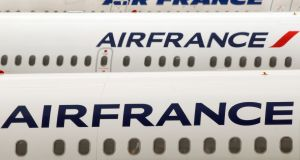 Air France-KLM and Lufthansa could end up with almost €20 billion of taxpayer cash between them. Photograph: AFP via Getty